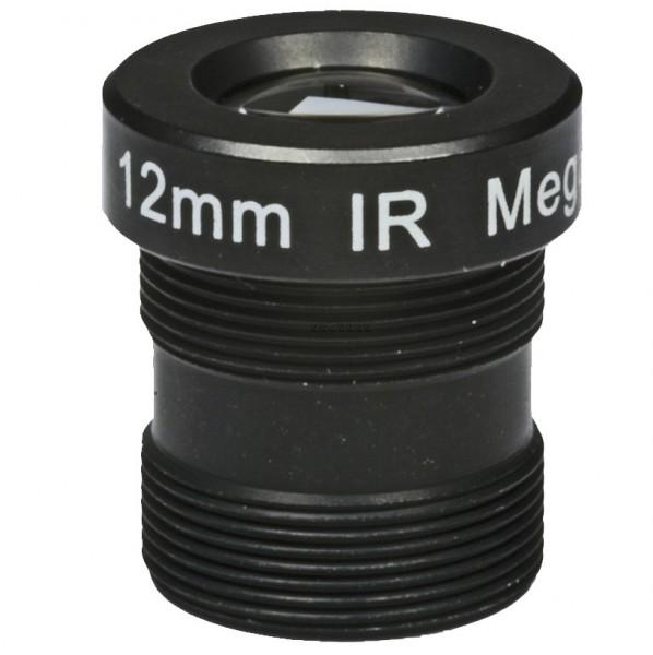 "ASL-Ademco ASL-MP12IR, 1/3"" Wechselobjektiv, 12mm"