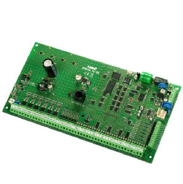 SATEL INTEGRA-128 PCB, Zentralenplatine