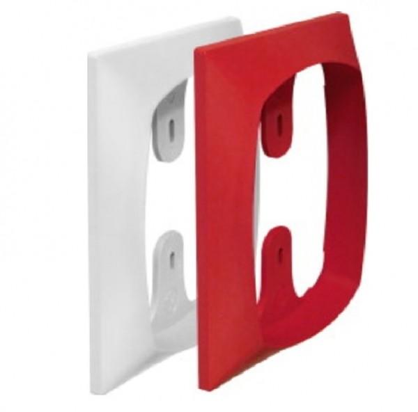 ESSER IQ8Wireless Montagerahmen IQ8Alarm rot/weiß, 805603