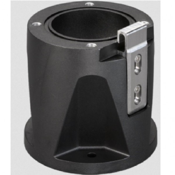 BOSCH MIC-DCA-HB, Rohradapter für MIC Kamera sw