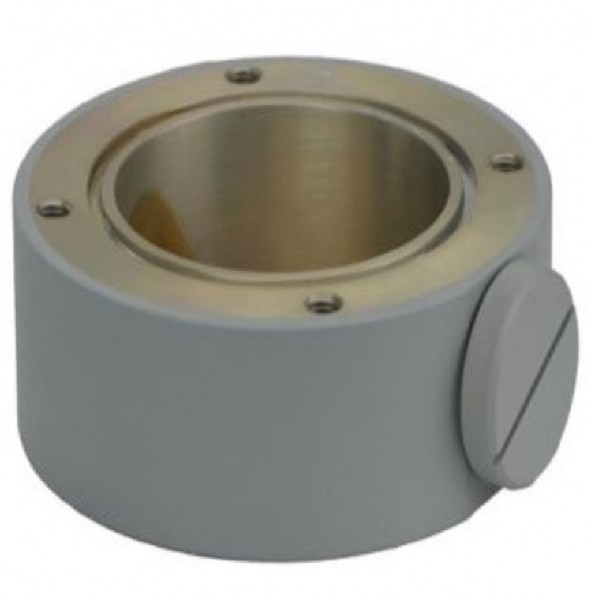BOSCH MIC-SCA-MG, Rohradapter flach für MIC-Kamera grau