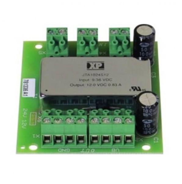 ESSER 781336, Spannungskonverter Ausgangsspannung 12 V DC