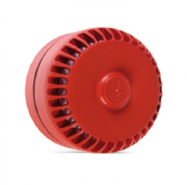 SATEL SPP-101, Alarmsirene Brandalarm innen und außen