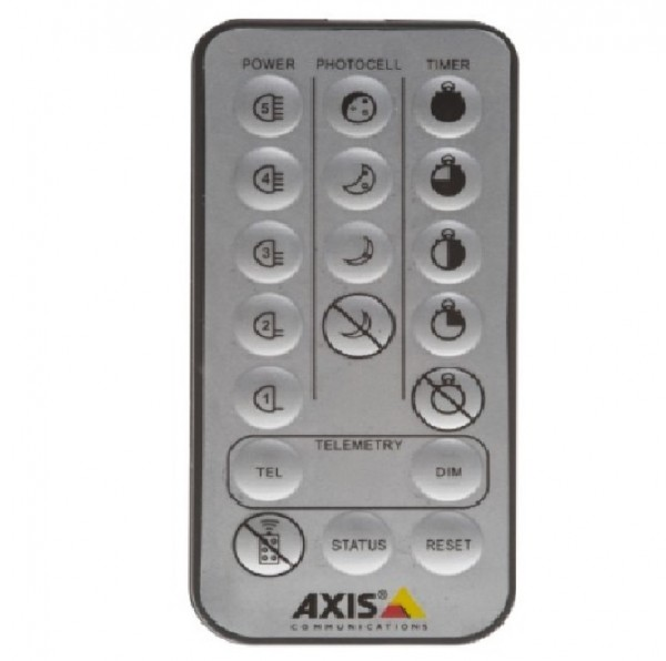 AXIS Fernbedienung für AXIS-LED-Scheinwerfer T90B