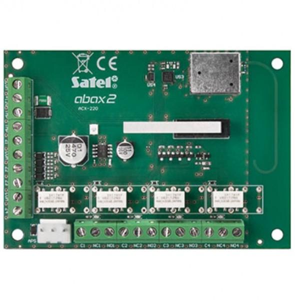SATEL ACX-220, 4-Kanal Funkrelais
