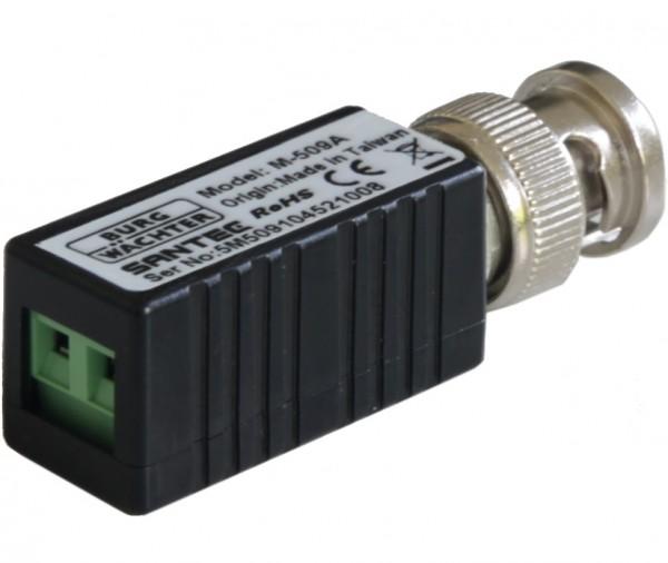 SANTEC Kompakt-Balun für ein Videosignal, M-509A