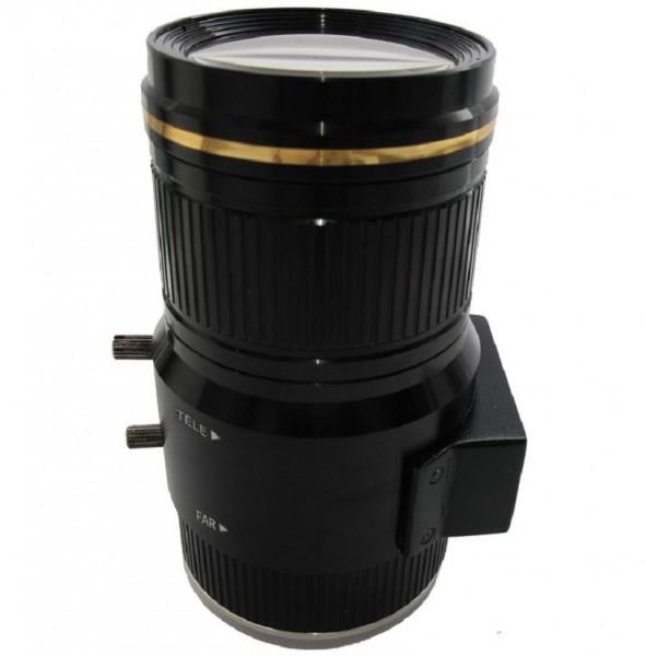 """SANTEC 1/1,7"""" 4K DC Varioobjektiv 10,5-42mm,19012DN"""