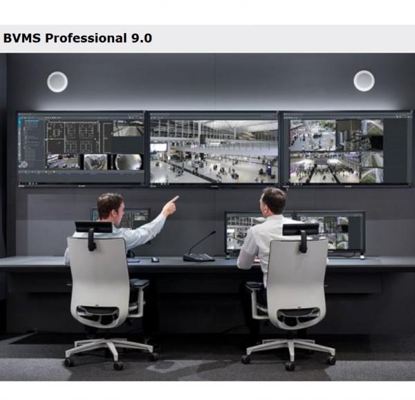 BOSCH MBV-XCHAN-90, Erweiterung für BVMS Prof. 9.0