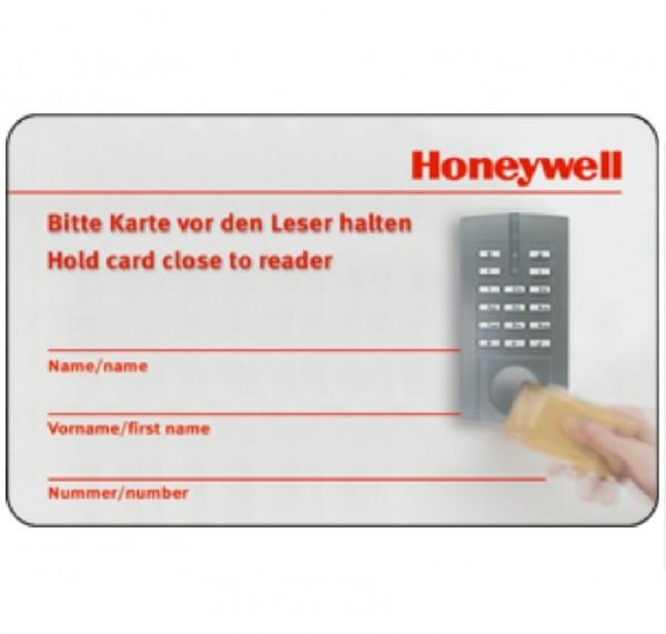 Honeywell 026370.00, ID-Karte IK2/proX1 bedruckt