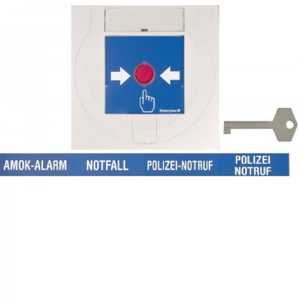 ESSER Gehäuse mit Glas für Notfall- und Gefahrenmelder, 704909