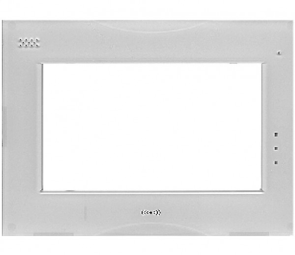 Honeywell TouchCenter, Frontplatte farblos, 013036
