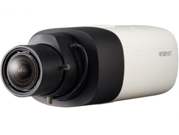 """Hanwha Techwin IP-Videokamera Box XNB-6000/PSD 1/2,8"""""""