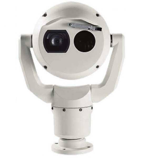 BOSCH MIC-9502-Z30GVS, MIC IP fusion 9000i Dual PTZ Kamera gr