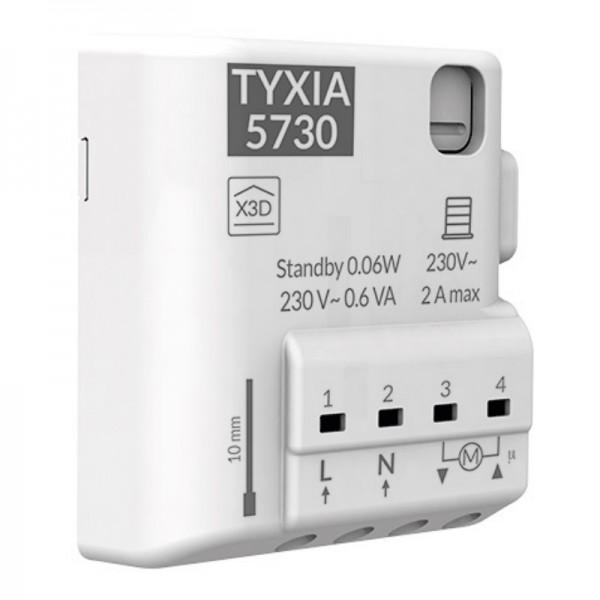 TYXAL+ TYXIA 5730, Funk-Empfänger für Rollladen 80Nm