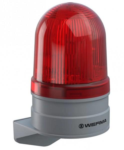 ESSER 766305.10, Rundum-Signalleuchte 12-24 V AC/DC, rot