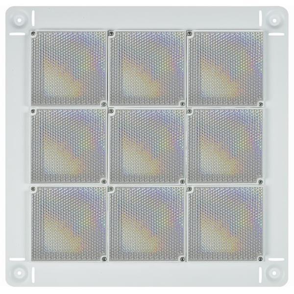 ESSER 761402.10, Reflektorset für LRMX für Reichweiten 140 bis 160 m