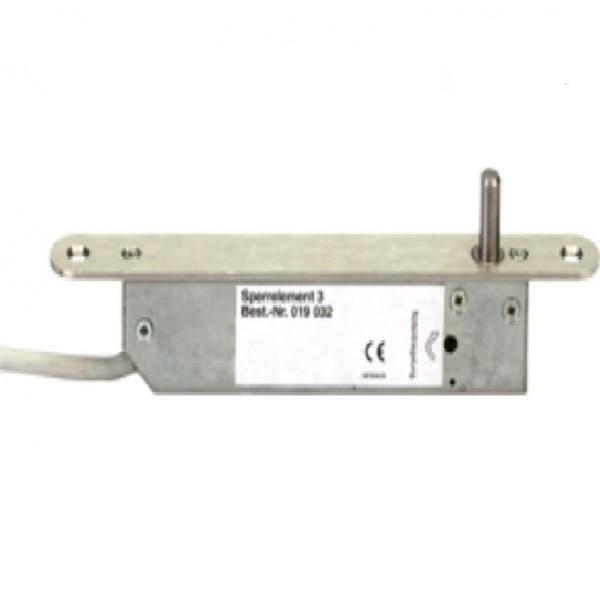 Honeywell 019032, Elektromechanisches Sperrelement 3