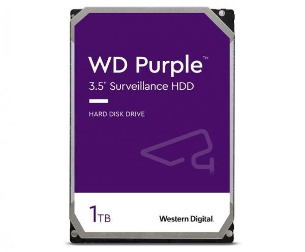 "Western Digital WD10PURZ, 3,5"" Festplatte 1 TB"