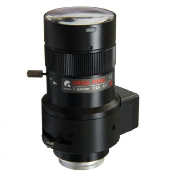 "SANTEC 175100DN, 1/3"" 2,0 MP Tag/Nacht-Objektiv"
