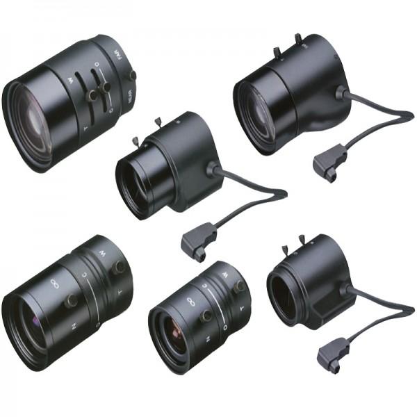 """BOSCH LVF-5005C-S1803, 1/2,5"""" SR Varifokalobjektiv 1,8-3 mm"""