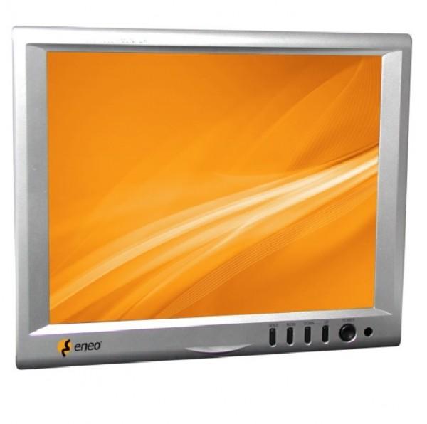 "eneo VMC-8LCD-CP01B, 8,0"" (20,3cm) LCD/TFT Monitor"