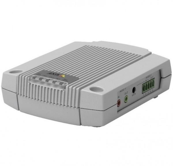 AXIS P8221, Netzwerk I/O Audio Modul