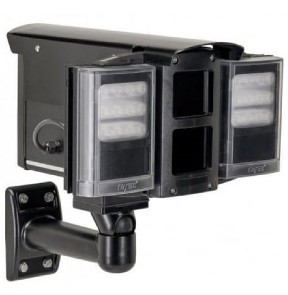 rayTEC VAR2-VLK-I4-2-C, Wetterschutzgehäuse + 2 IR-Scheinwerfer