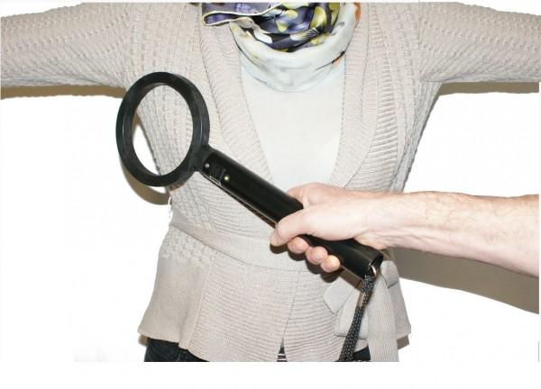 Ebinger EB 607-2 Handsonde zur Metall-/Waffendetektion
