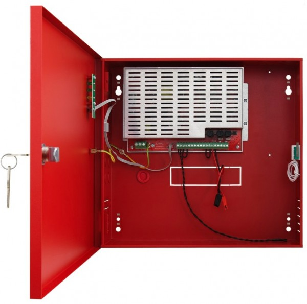 Pulsar EN54C-5A7, 5A-Netzteil für Brandmeldeanlagen