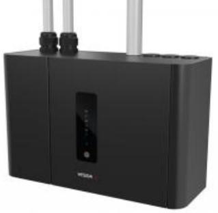 ESSER VEP-A00-1P, VESDA-E VEP Ansaugrauchmelder Einzelrohr mit LED
