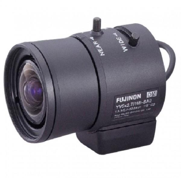 """FUJINON 1/3"""" DC-Objektiv 2,7-13,5mm YV5X2.7R4B-SA2L"""