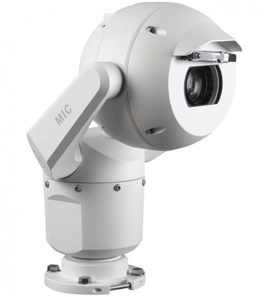 BOSCH MIC-7504-Z12WR, MIC IP ultra 7100i PTZ-Kamera weiß