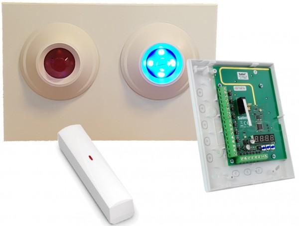 ASL-ADEMCO Silent BOB, Funk-Leuchtanzeige für Einlasskontrolle