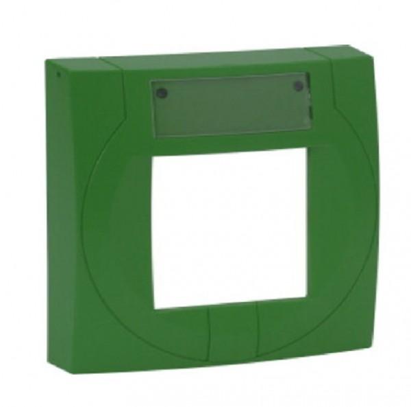 ESSER 704954, grünes Gehäuse für kleines MCP Elektronikmodul