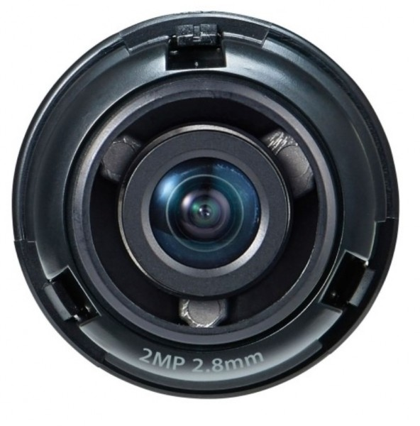 "Hanwha Techwin SLA-2M2800D, 1/2,8"" Sensor-/Objektiveinheit"