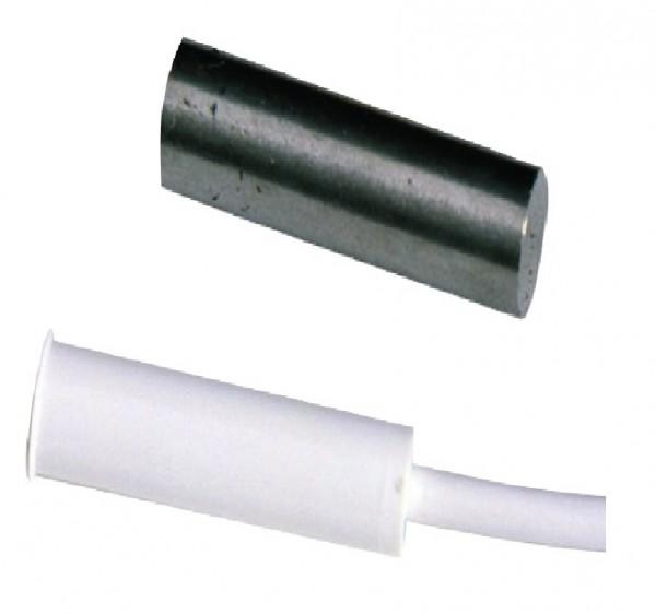 BOSCH MS-LZS, Einbaumagnetkontakt Ø 8 mm uP weiß