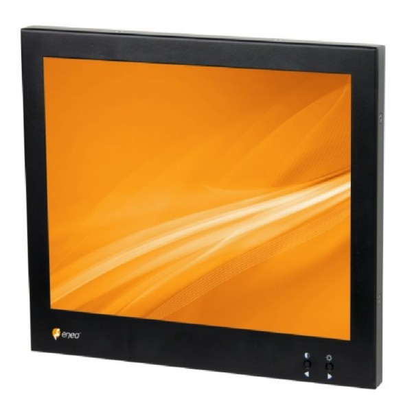 "eneo 10,4"" (26,4 cm) LCD/TFT Monitor, VMC-10.4LED-CM"