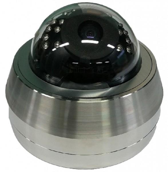 """SANTEC SFC-241KDIAS, 1/2,8"""" Stainless Steel 4-1 Domekamera"""