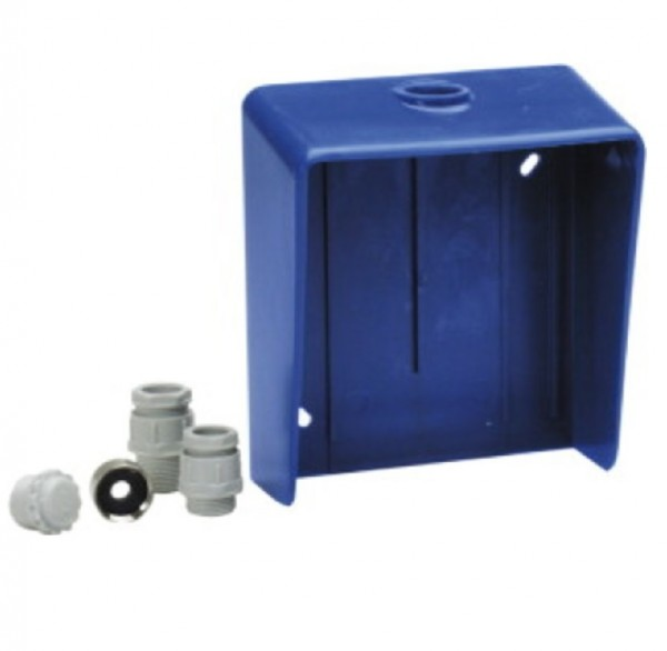 ESSER Wetterschutzgehäuse für Handmeldergehäuse blau 7047/48xx, 781692