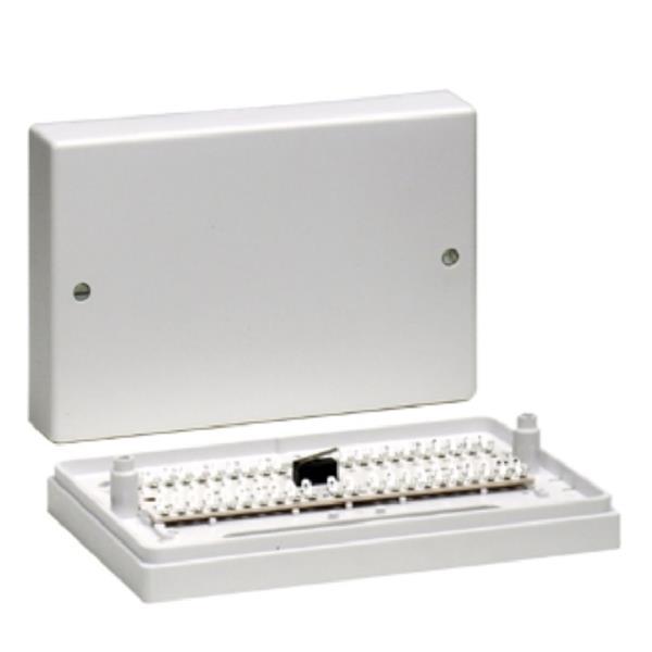 Honeywell Kunststoffverteiler 40-polig VVD 320, 120215