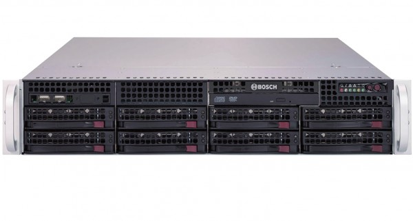 BOSCH DIP-7280-00N, Videorekorder DIVAR IP 7000 AIO 2HE, 64 Kanäle erw.