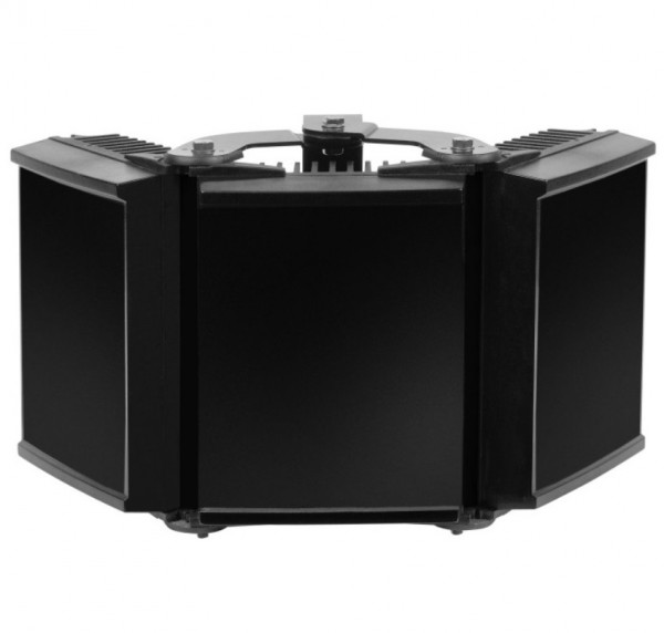 rayTEC RM300-AI-PANUT, LED-Infrarotscheinwerfer 60-180x5°