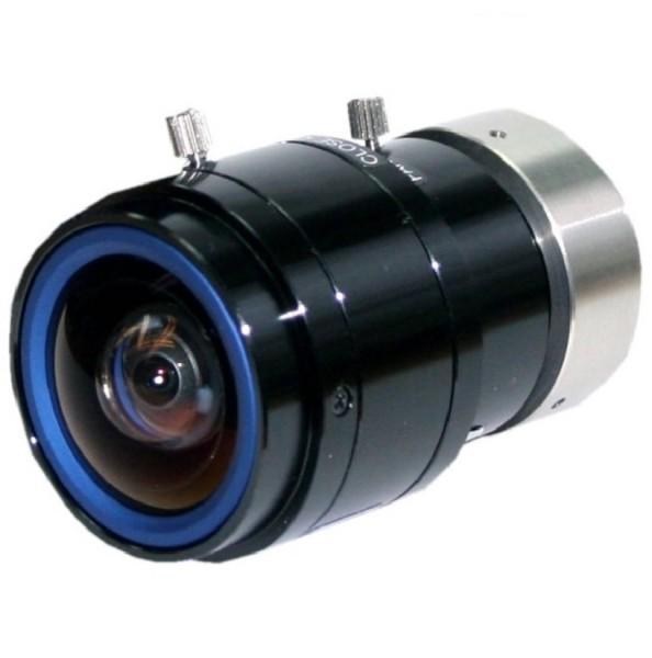 """Theia MY125M, 1/3"""" Megapixel-Objektiv Weitwinkel 1,3mm"""