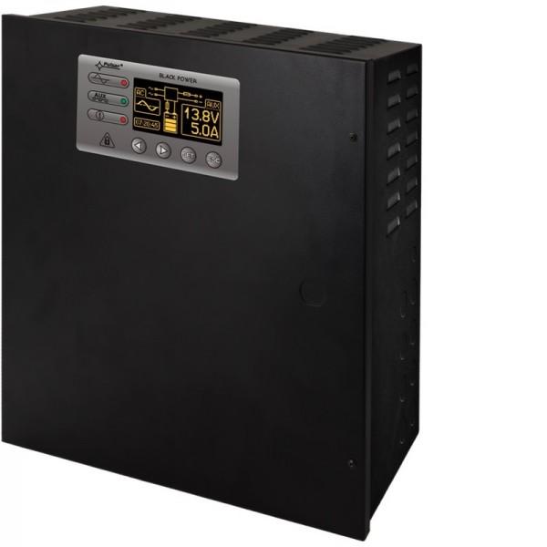 Pulsar PSBEN5012D/LCD, Puffernetzteil mit LCD-Display