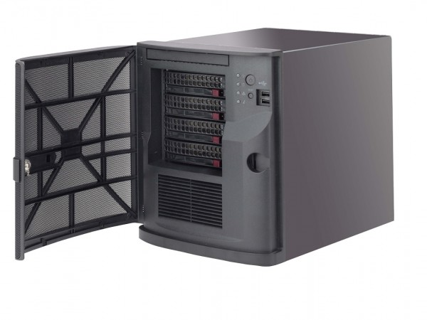 BOSCH DIP-5248GP-4HD, Speicher/Managementeinheit DIVAR IP 5000 AIO, GPU 4x 8TB