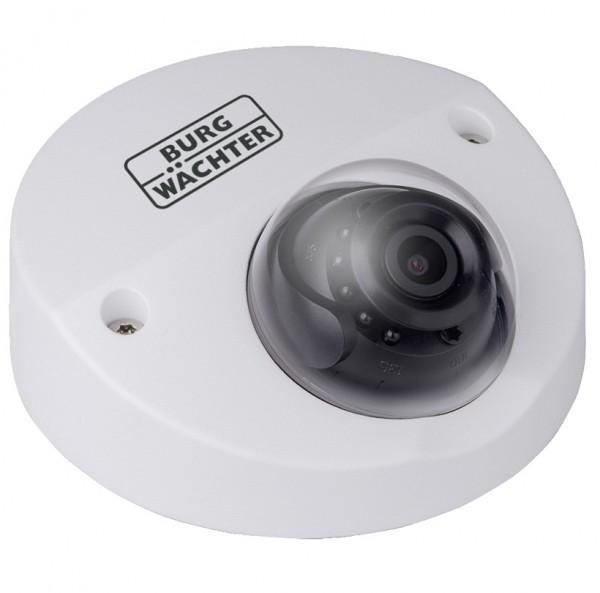 """SANTEC SNC-441FDIF, 1/3"""" 4MP Mini IP-Kuppelkamera"""