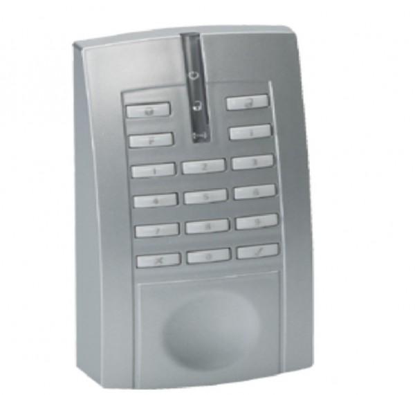 """Honeywell 026436.10, mifare DESFire EV1-Leser """"Accentic"""" mit Tastatur"""