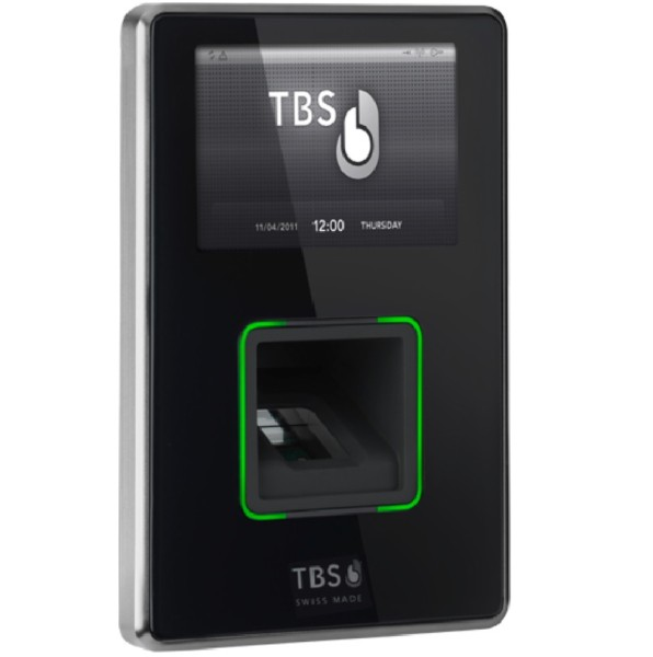 Honeywell 029367 TBS, 2D Fingerscanner, Terminal uP schwarz