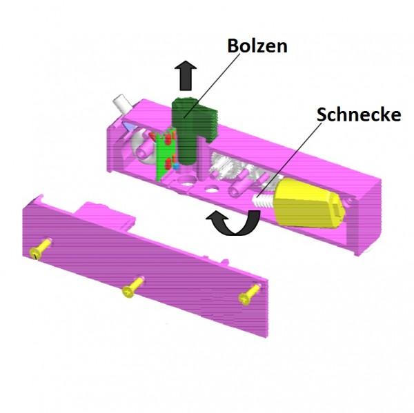 BOSCH SPE-SB, Ersatzbolzen für Sperrelement