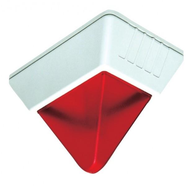 BOSCH PB-2005, Warnblitzleuchte rot für BMZ